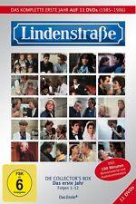 LINDENSTRASSE FOLGEN 1-52 COLLECTORS BOX 11 DVD  NEU
