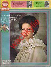 Point de vue n°1704 du 27/03/1981 Princesse Anne Duchesse de Windsor Farahnaz