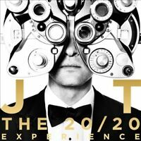 Justin Timberlake - 20/20 Experience (CD) • NEW • Mirrors, Suit and & Tie