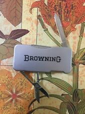 Browning Scissor and Knife NEW