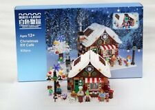 Lego Christmas Elf cafe RARE Certified Professional Set Limited Edition