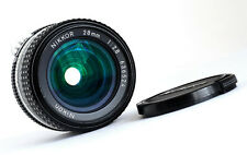 Nikon Nikkor 28 mm f2.8 CRC - 1981 AIS-Bargain!