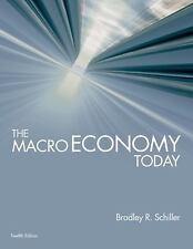 The Macro Economy Today (McGraw-Hill Economics), Schiller, Bradley, Good Book