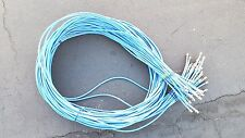 Coaxial Digital Cable for Satellite Television TV VCR Video 12' Blue (Lot of 35)