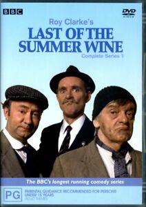 Last Of The Summer Wine : Series 1 (DVD, 2003, 2-Disc Set) - Region 4