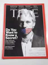 Time Magazine- Do You Want to Know a Secret?- December 13, 2010