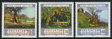 Liechtenstein 1089-1091, MI 1138-1140, MNH. Paintings by Eugen Zotov, 1996