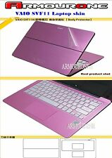 Armourone SONY VAIO SVF 11 Laptop Skin Protector film