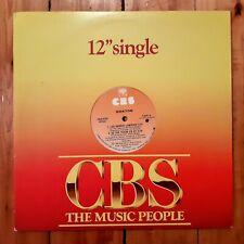 """Doktor – As The Years Go By (12""""-Maxi, 1982, CBS, VG+/VG)"""