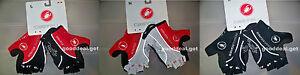 Castelli Bicycle Bike Gloves