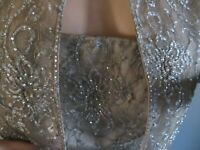Montage Collection Mon Cheri 2Pc Mother of the Bride  Dress Gown  Jacket Lace 14
