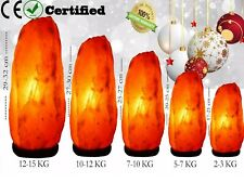 Extra Large Himalayan Salt Lamp Crystal Pink Salt Lamp Healing Ionizing Lamps ✅