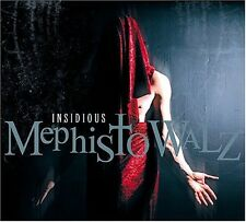 Insidious * by Mephisto Walz (CD, The Fossil Dungeon) New Sealed Gothic Metal