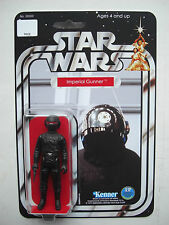 Vintage Star Wars Imperial Gunner Custom sur new hope style MOC