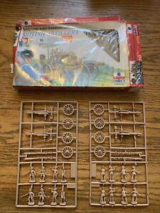 ESCI  1/72 - Napoleonic British Artillery plastic Open Box