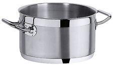 Contacto Fleischtopf Kochtopf Topf Edelstahl 22 Liter * 22 l * 36 cm Induktion
