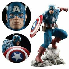 Kotobukiya NEW * Captain America * Limited Edition ARTFX Premier Statue Avengers