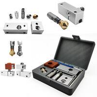 3D-Drucker MK10 Metal-Hotend-Kit für Wanhao i3 / MakeBot / DreMEL-I3/Creator Pro