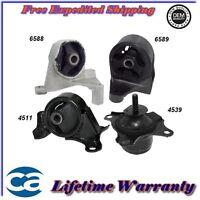 95-01 Chevrolet Lumina 3.1L 3.8L L762 Fits Engine Motor Mount Set 5pcs