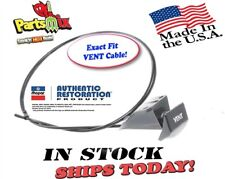 Fits Dodge Plymouth E Body Cuda Challenger 1970 OE Quality Vent Cable LEFT