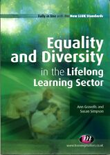 Equality and Diversity in the Lifelong Learning Sector (softback)