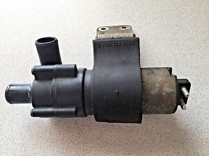 1997-1998 MERCEDES-BENZ C230 W202 ~ AUXILIARY WATER PUMP  ~ OEM PART