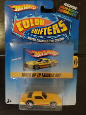 Hot Wheels Color Shifters CAMARO Z-28