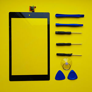 """Amazon Fire HD 8"""" 7th Gen 2017 SX0340T Tablet Touch Screen Digitizer Replacement"""