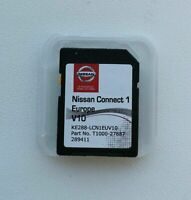 NISSAN LCN1 V10 2020 Connect 1 Navigation sd card Europe Germany QASHQAI JUKE