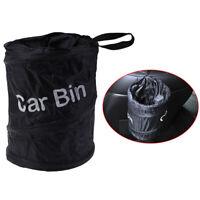 Car Trash Can Portable Garbage Bin Collapsible Waterproof Bag Rubbish  Ca