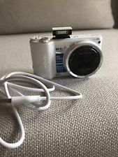 "Samsung WB250F 14.2MP CMOS Smart WiFi Digital Camera with 18x Optical Zoom, 3.0"""
