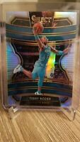 2019-20 Panini Select Terry Rozier Concourse Level Silver Prizm