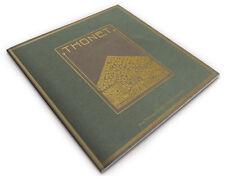 KATALOG THONET 1910