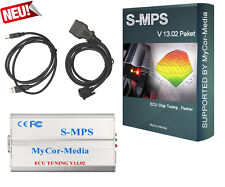 Chip tuning Flasher Chiptuning obd2 SMP MPPS v.13.02 USB can edc17 edc16 med9.x