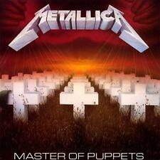 Metallica - Master Of Puppets - Vinyl LP *NEW & SEALED*