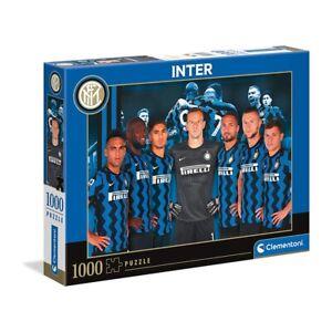 Puzzle Clementoni Inter 2021 1000pz, 69x50 cm, 10+