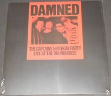 THE DAMNED the captains birthday party UK LP new sealed GATEFOLD COVER live 1977