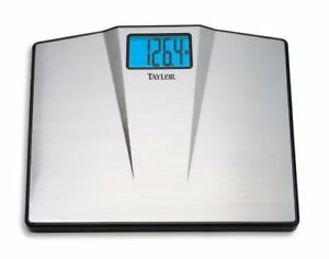 Taylor 7410 Bl High Capacity Bath Scale