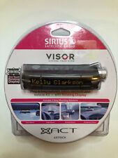 New ListingSirius Satellite Radio Visor Receiver and Car Kit Axtr3Ck 2005 - New Sealed