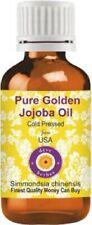 Deve Herbes Pure Golden Jojoba Oil (Simmondsia chinensis) 100% Natural 15ml