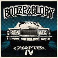 Booze and Glory - Chapter Iv [CD]