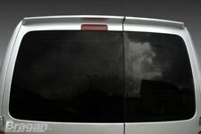 To Fit 2010 - 2015 Volkswagen VW Caddy Facelift Rear Roof Spoiler PU Barn Doors