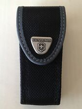 Swiss Army Medium Nylon Knife Belt Pouch, Victorinox Item # 33247, New In Box