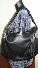 Brand New Genuine Oroton Fortuna Large Hobo hand bag (Black),  rrp $595.00