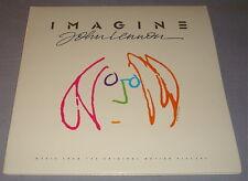 JOHN LENNON IMAGINE MUSIC FROM ORIGINAL MOTION PICTURE 2-LP SET