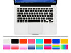 US EU Hebrew Silicone Keyboard Cover Skin For Macbook Pro Air Retina 13