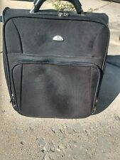 Samsonite 16 inch carry-on, black - excellent condition