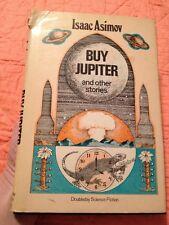 Isaac Asimov Buy Jupiter And Other Stories 1975 HB DJ