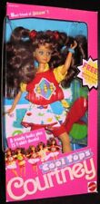 Cool Tops Courtney Doll (Friend of Skipper, Teen Sister of Barbie) (New)