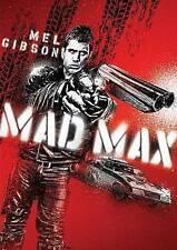 Original Mad Max 1 w/ Mel Gibson on DVD brand new sealed